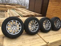 """Оригинальные колёса Lexus NX 200/200T/300h., 225/65 R17. 7.0x17"""" 5x114.30 ET35 ЦО 73,1мм."""