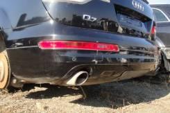 Бампер. Audi Q7, 4LB, 4MB BAR