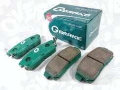 Колодки тормозные задние G-Brake GP-01239 Япония