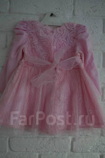 feb3d3b768a Платье для малышки - Детская одежда во Владивостоке