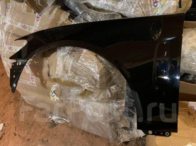 Крыло переднее левое Jaguar XF 5.0 SC 2010 из США