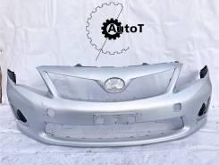 Передний бампер Toyota Corolla 150 (2010 - 2013) оригинал