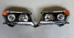 Фара Toyota LAND Cruiser 200 Brownstone. левая/правая