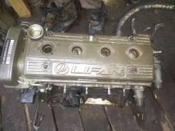 Двигатель в сборе. Lifan Breez Двигатель LF481Q3