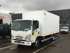 Isuzu Elf. Isuzu ELF 7,5 изотермический фургон, 5 200куб. см., 4 500кг., 4x2