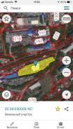 Частями или полностью сдается земельный участок по адресу: Окатовая 39. План (чертёж, схема) участка