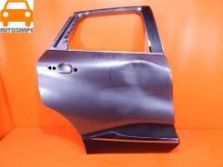 Дверь боковая. Renault Kaptur Двигатели: F4R, H4M