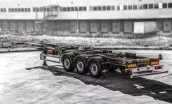 Orthaus. CGS010 контейнеровоз 40 футов ССУ 1100 мм, 30 000кг.