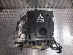 Двигатель в сборе, 2.4л, Mitsubishi, из Японии 4N15 пробегом 5000км KK