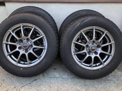 """Комплект колес a-tech. 6.0x15"""" 5x114.30 ET45"""