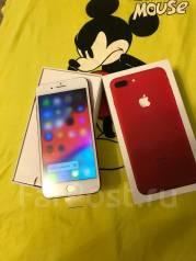 Apple iPhone 7 Plus. Новый, 256 Гб и больше, Красный