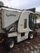 Hania. Подметально-уборочная машина Nilfisk (Дания), пылесос, щетки, песок, 740куб. см.