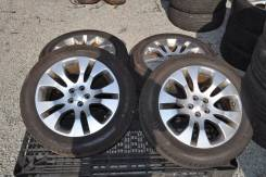 "Комплект колес R17, Subaru Legacy Outback, BP9, BPH, BPE. 7.0x17"" 5x100.00 ET48"