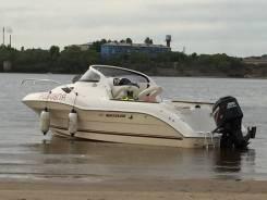 Quicksilver. 2003 год год, длина 6,20м., двигатель подвесной, 200,00л.с., бензин