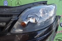 Фара левая (галоген) Volkswagen Golf Plus (05-09г)