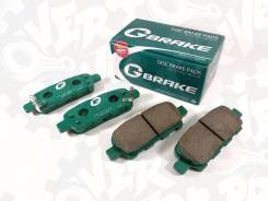 Тормозные колодки задние G-brake GP-01244 Япония. X-trail T32