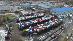 Разборка грузовиков и полуприцепов