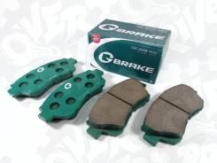 Тормозные колодки передние G-brake GP-02088 Япония GX, JZX 90/100