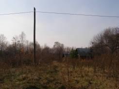 Участок ИЖС 27 соток пос. Владимировка. 2 700кв.м., собственность, электричество