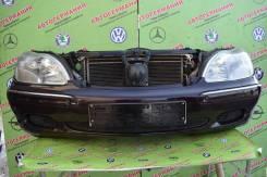 Бампер передний Mercedes S класс (W220) 98-02г
