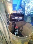 Sea-Pro. 2,50л.с., 2-тактный, бензиновый, нога S (381 мм), 2012 год