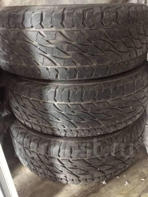 Bridgestone Dueler A/T. Всесезонные, 2017 год, 5%, 4 шт