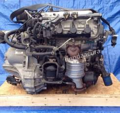 Двигатель в сборе. Acura TSX, CL9 Acura TL, UA4, UA5 J35Z6, K24A2, J32A1, J32A4