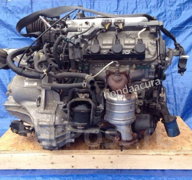 Двигатель J35Z6 для Acura TL/ Acura tsx