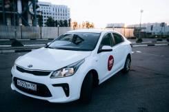 Аренда авто для работы в такси Hyundai Solaris в Москве