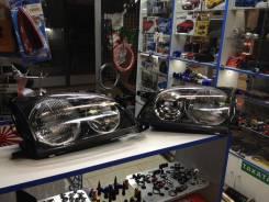 JDMStore | Комплект фар Caldina 97-00 черные