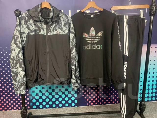 efd2db10c26 Фирменный костюм тройка Adidas 2019. Новинка - Спортивная одежда во ...