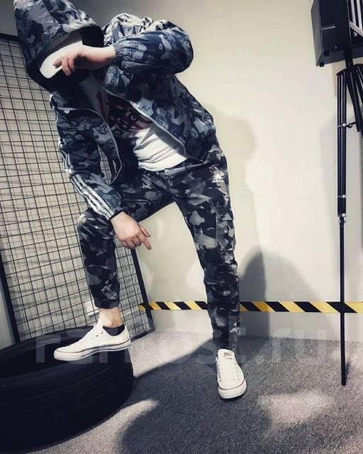 ac261812299 Фирменный костюм тройка Adidas 2019. Рекомнедуем - Спортивная одежда ...