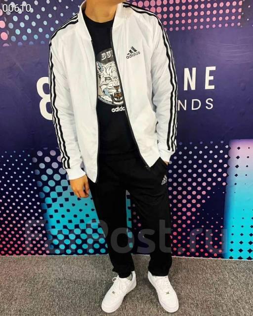 7be2d55bb5b Фирменный костюм тройка Adidas 2019. Рекомендуем - Спортивная одежда ...