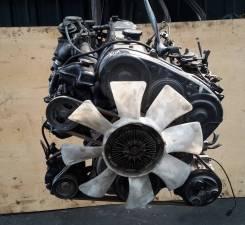 Двигатель контрактный D4BH с малым пробегом