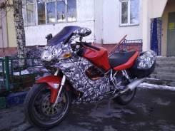 Ducati. 944куб. см., исправен, птс, с пробегом