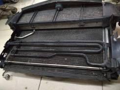 Радиатор охлаждения двигателя. Mercedes-Benz C-Class, W204, W204.000, W204.001, W204.002, W204.003, W204.007, W204.008, W204.022, W204.023, W204.025...