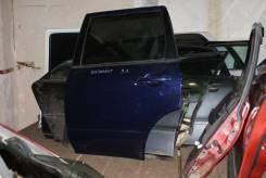 Задняя левая дверь Mitsubishi Outlander CU