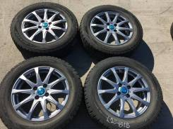 195/65 R15 Dunlop WM01 литые диски 4х100 (L25-1518)