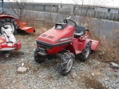 Honda. Трактор 11 л. с., фреза, ВОМ, 4wd, 11 л.с.
