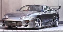 Обвес кузова аэродинамический. Toyota Supra, JZA80