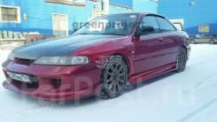 Обвес кузова аэродинамический. Honda Integra, DB6, DB8