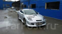 Обвес кузова аэродинамический. Toyota Celica, ZZT230