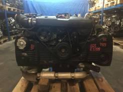 Двигатель в сборе. Subaru Forester, SG5 Subaru Impreza, GDB, GDA, GGA Двигатели: EJ205, EJ207