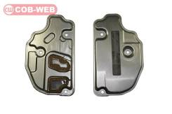 Фильтр АКПП с прокладкой поддона COB-WEB 113000+W (SF300/073000R) COB-WEB