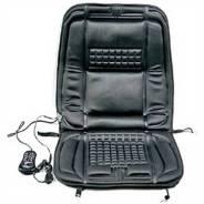 Накидка на сиденье KS-107 с подогревом и массажем, регулятор мощности и массажера, 3 массажные зоны, KS KS107NAKIDKA