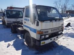 Toyota Dyna. Тойота Дюна контрактное шасси с мотором 14В, 3 660куб. см., 3 000кг., 4x2