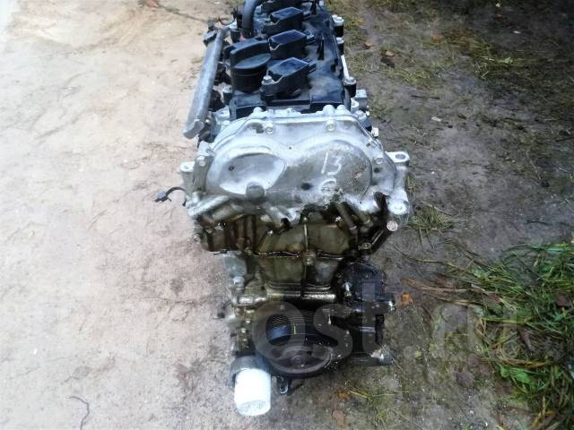 Двигатель QR25DE Nissan X-Trail T32 2.5