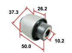 Сайлентблок амортизатора резиновый Tenacity (1234) AAMHO1023 TENACITY