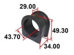 Втулка рулевой рейки Tenacity (1253) ASTTO1006 TENACITY