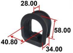 Втулка рулевой рейки Tenacity (1254) ASTTO1007 TENACITY